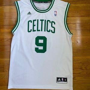 Celtics Rondo Jersey